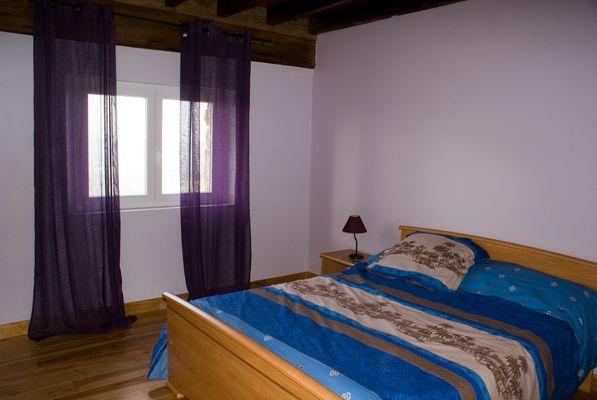 Gîte Rangole - Chambre