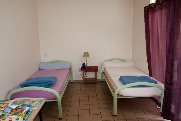 Gîte communal d'Issor - Chambre