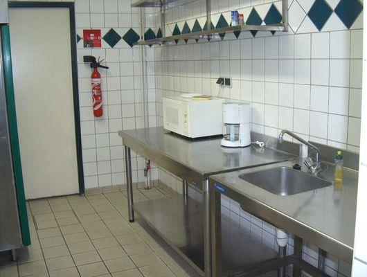 Gite du Centre nautique de Soeix - Cuisine (Centre Nautique de Soeix)