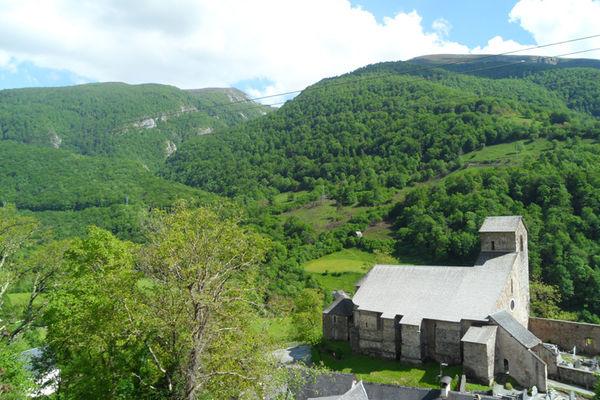 Grotte de la Verna_Eglise et Ravin Arpidia_Sainte Engrâce