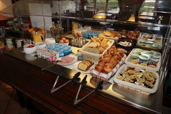 Hôtel FastHôtel - Buffet petit-déjeuner