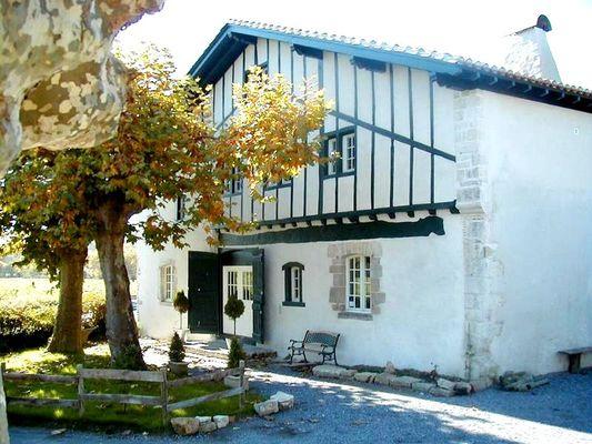 Hôtel Ferme de Bassilour - Bidart Côte Basque (3)