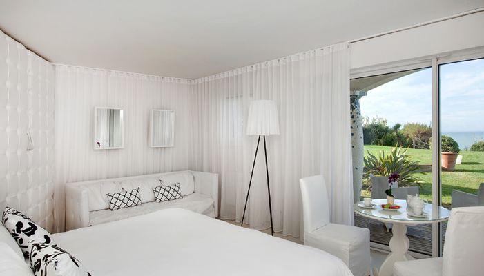 Hôtel Villa L'Arche - vue sur mer - Bidart (1)