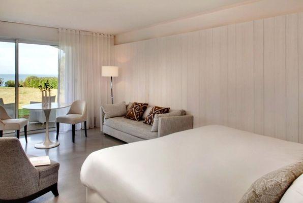 Hôtel Villa L'Arche - vue sur mer - Bidart (2)
