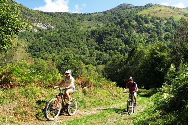 Tour Berat-Urdos VTT