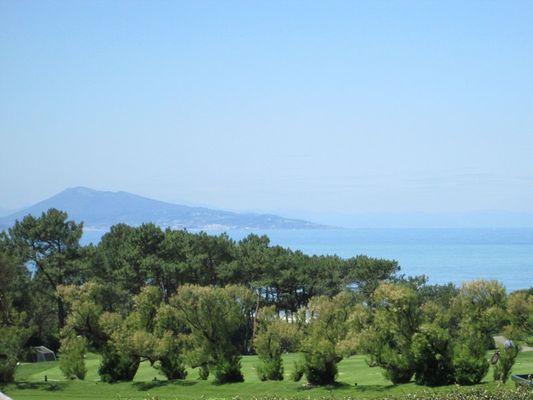 Ilbarritz Mer et Golf résidence Bidart Côte Basque (6)