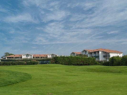 Ilbarritz Mer et Golf résidence Bidart Côte Basque (13)