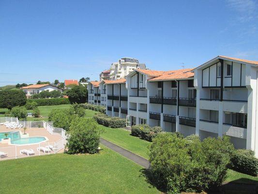 Ilbarritz Mer et Golf résidence Bidart Côte Basque (3)