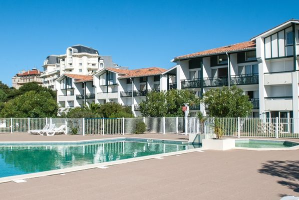 Ilbarritz Mer et Golf résidence Bidart Côte Basque (30)