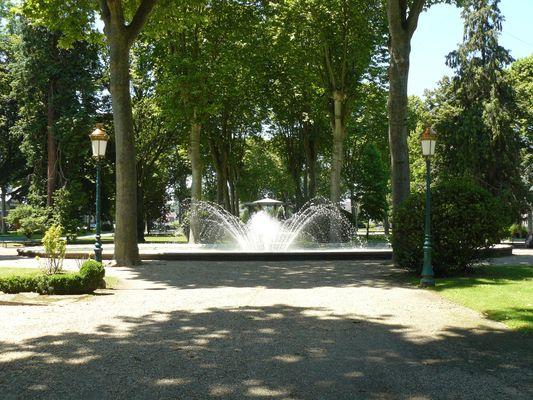 Jardin Public d'Oloron Sainte-Marie II (OT)