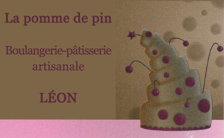 LEON_La pomme de pin_annuaire