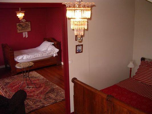 La Roseraie Chambre 2