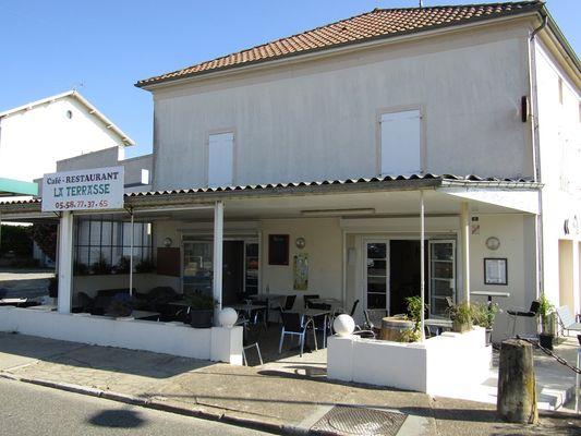 La Terrasse à Montfort-en-Chalosse