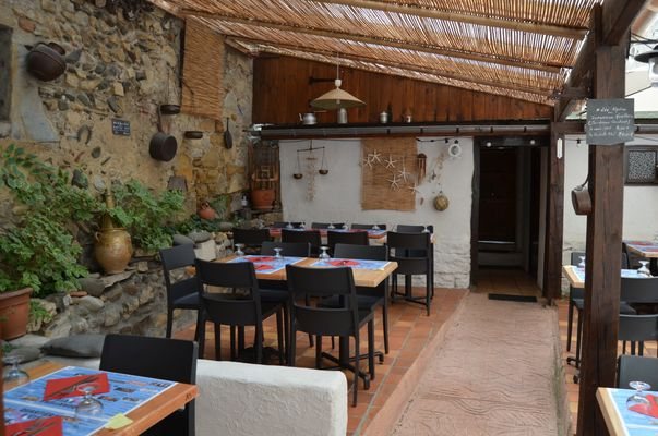 La gogaille - Terrasse 2 (Office de Tourisme du Haut Béarn)