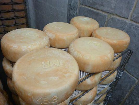 La grange à fromages - saloir 2 (OT)