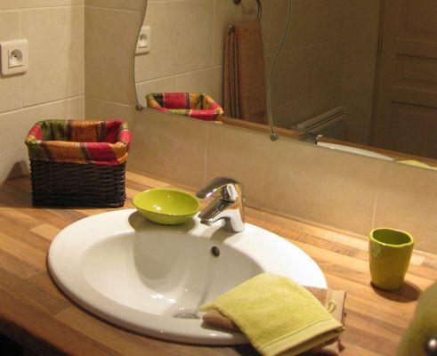 Le Labrit - Salle de bains