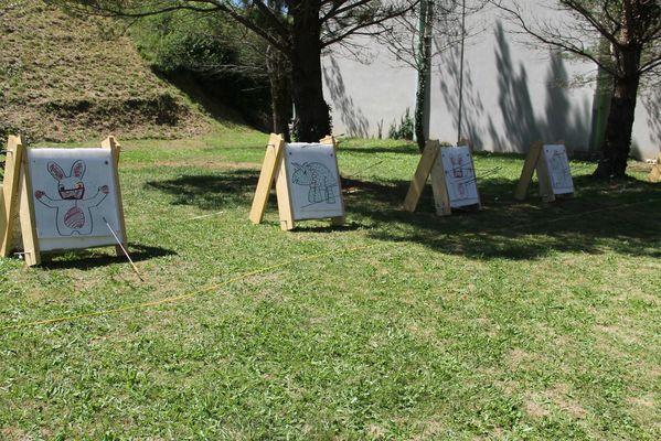 Les Archers du Barétous - Cibles