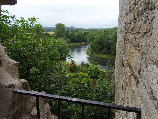 Sauveterre, la Tour Monréal.