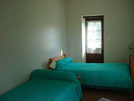 Pussacq n°8 - chambre 2 lits 1eprs