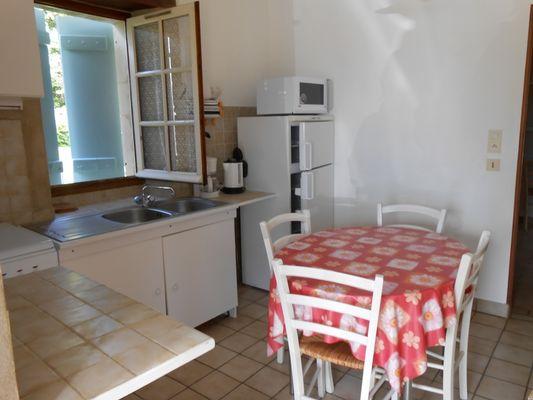 Pussacq n°12 - cuisine