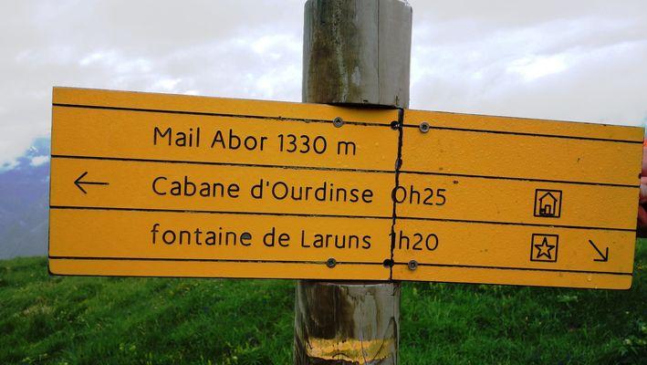 Plateau d'Ourdinse