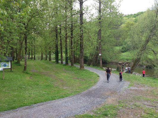 Parcours santé I (Office de Tourisme du Piémont Oloronais)