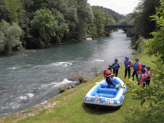 Rafting Gaia aventure (Laurent Clouturier)