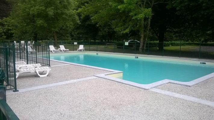 Résidence de Tourisme de Saint Christau - piscine (Beatrice Jaury)