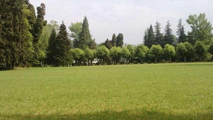 Résidences de Saint-Christau - Parc (Béatrice Jaury)
