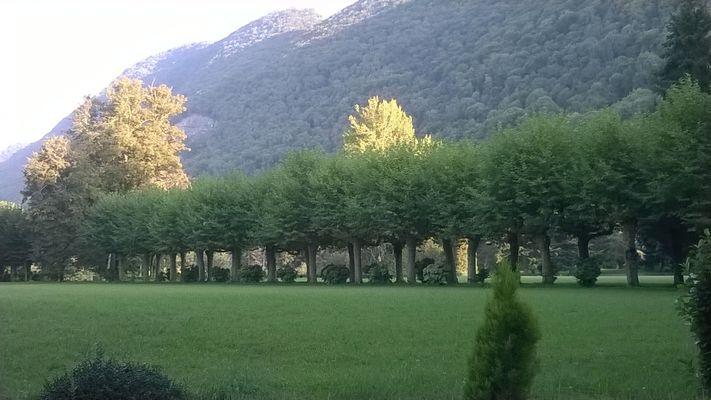 Résidences de Saint-Christau - Parc IV (Béatrice Jaury)