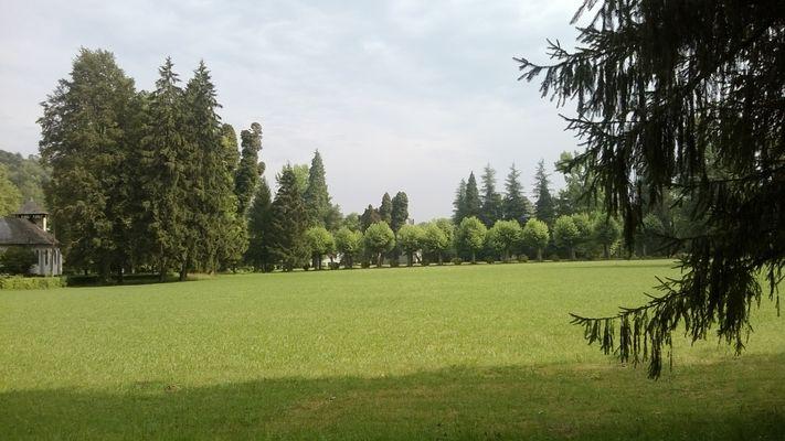 Résidences de Saint-Christau - Parc VI (Béatrice Jaury)