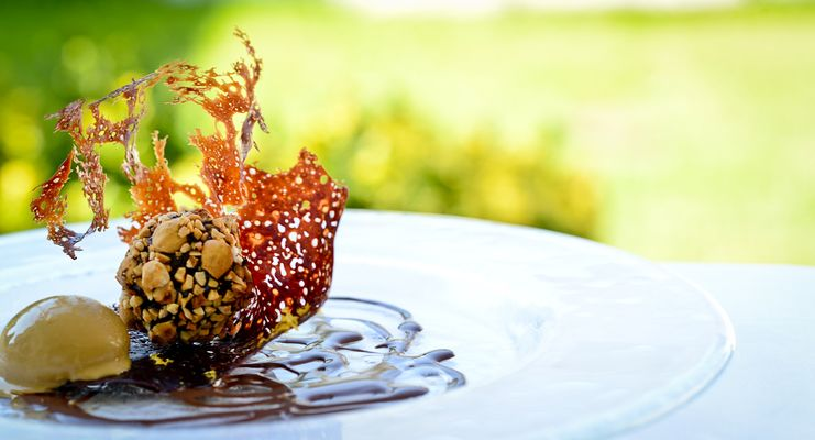 Restaurant Chez Germaine - Dessert Christelle Laney)