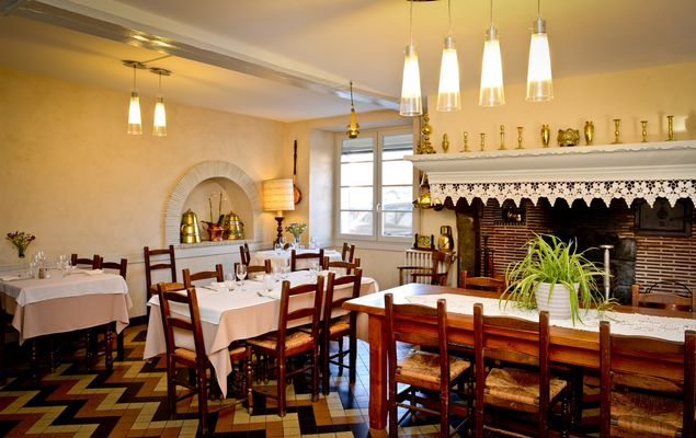 Restaurant Chez Germaine - Salle (Christelle Laney)