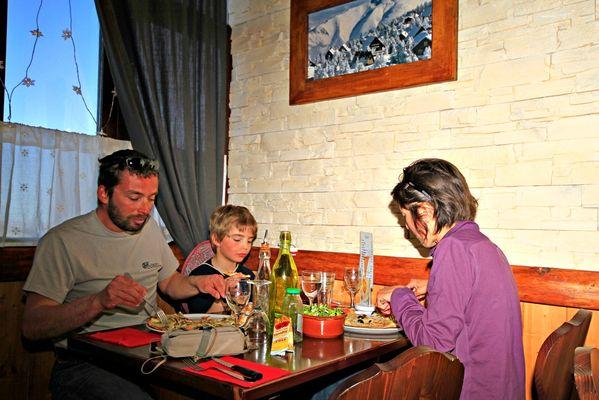 Restaurant Le Tivoli - Repas famille