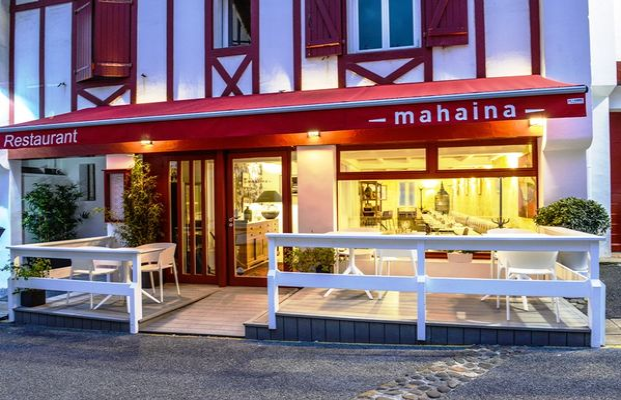 Restaurant-Mahaina-Bidart 1