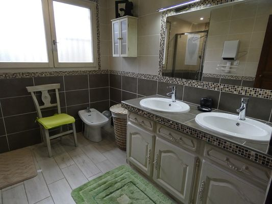 St Germain - salle d'eau
