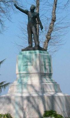 Statue du Général Lamarque
