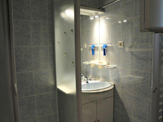 Studio Lamezague - Salle d'eau