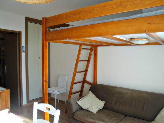 Studio Lamezague - Séjour