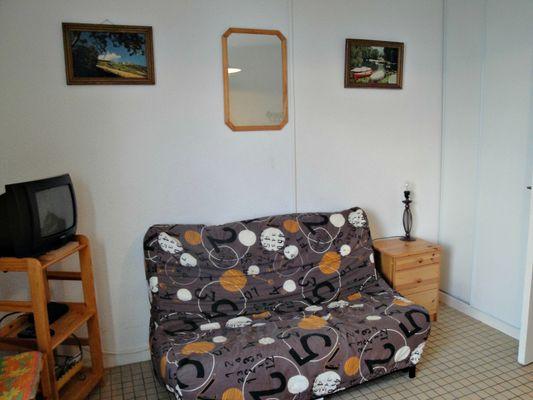Studio Morera - Convertible dans séjour
