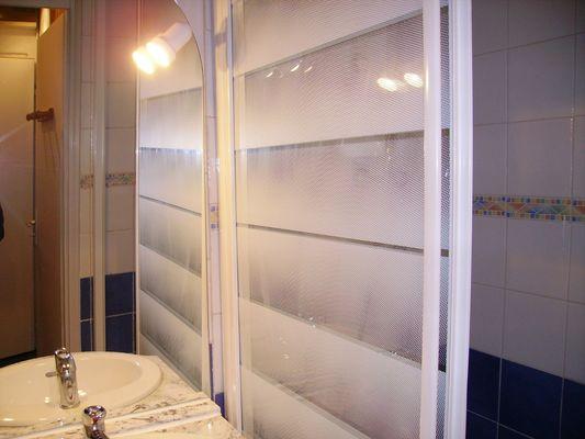 Studio Richard - Salle d'eau