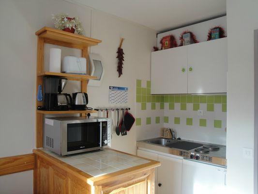 Studio Urricariet - Cuisine