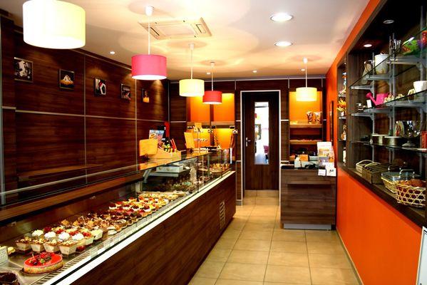 Saint-Sever_Pâtisserie Laborde_magasin
