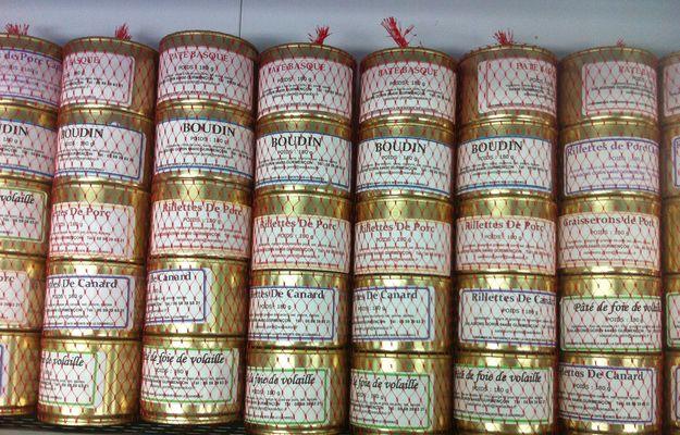 Salaisons Gorin - Conserves (Gorin Marie)
