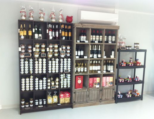 Salaisons Gorin - Produits locaux (Gorin Marie)