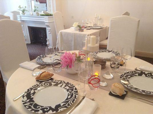Salle restaurant Le Jambon