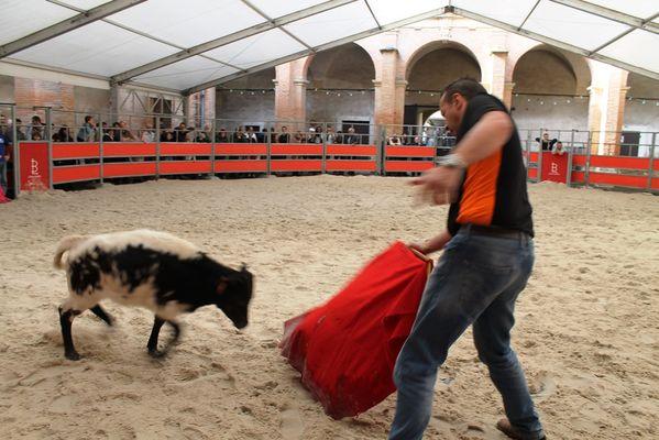 Semaine taurine, auberge espagnole