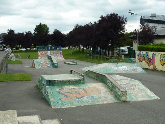 Skate Park 1 (Office de Tourisme du Haut Béarn)