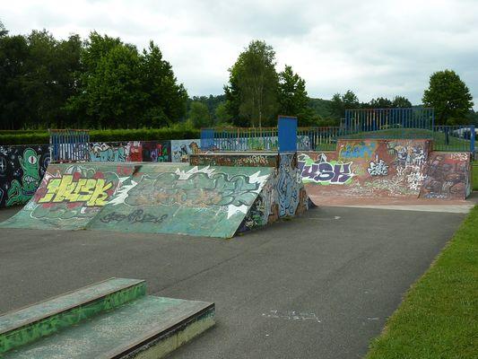 Skate Park 3 (Office de Tourisme du Haut Béarn)