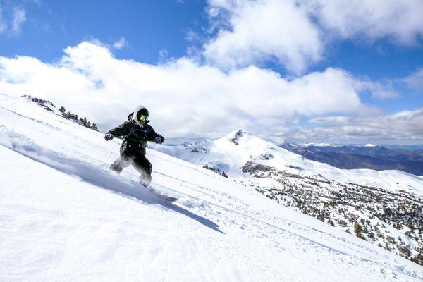 Snowboard-secteur-horizon-LA-PIERRE-SAINT-MARTIN